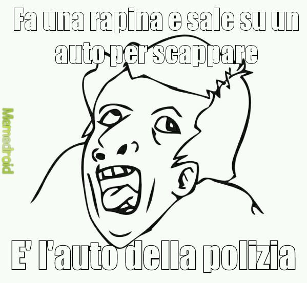 Non so fare le gif - meme