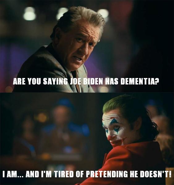 He does... - meme