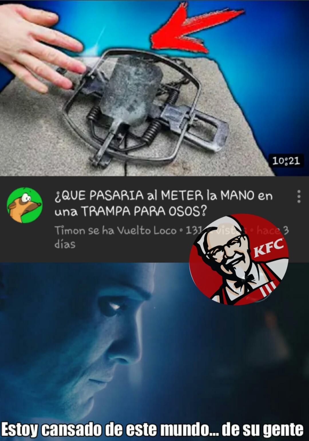En serio ese video es real - meme