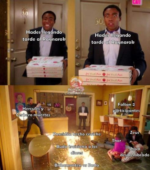 Ceviche?? - meme