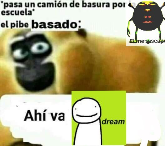 Dream=zzzzz - meme
