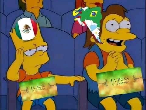 Tengo un pana mexicano y confirmo - meme
