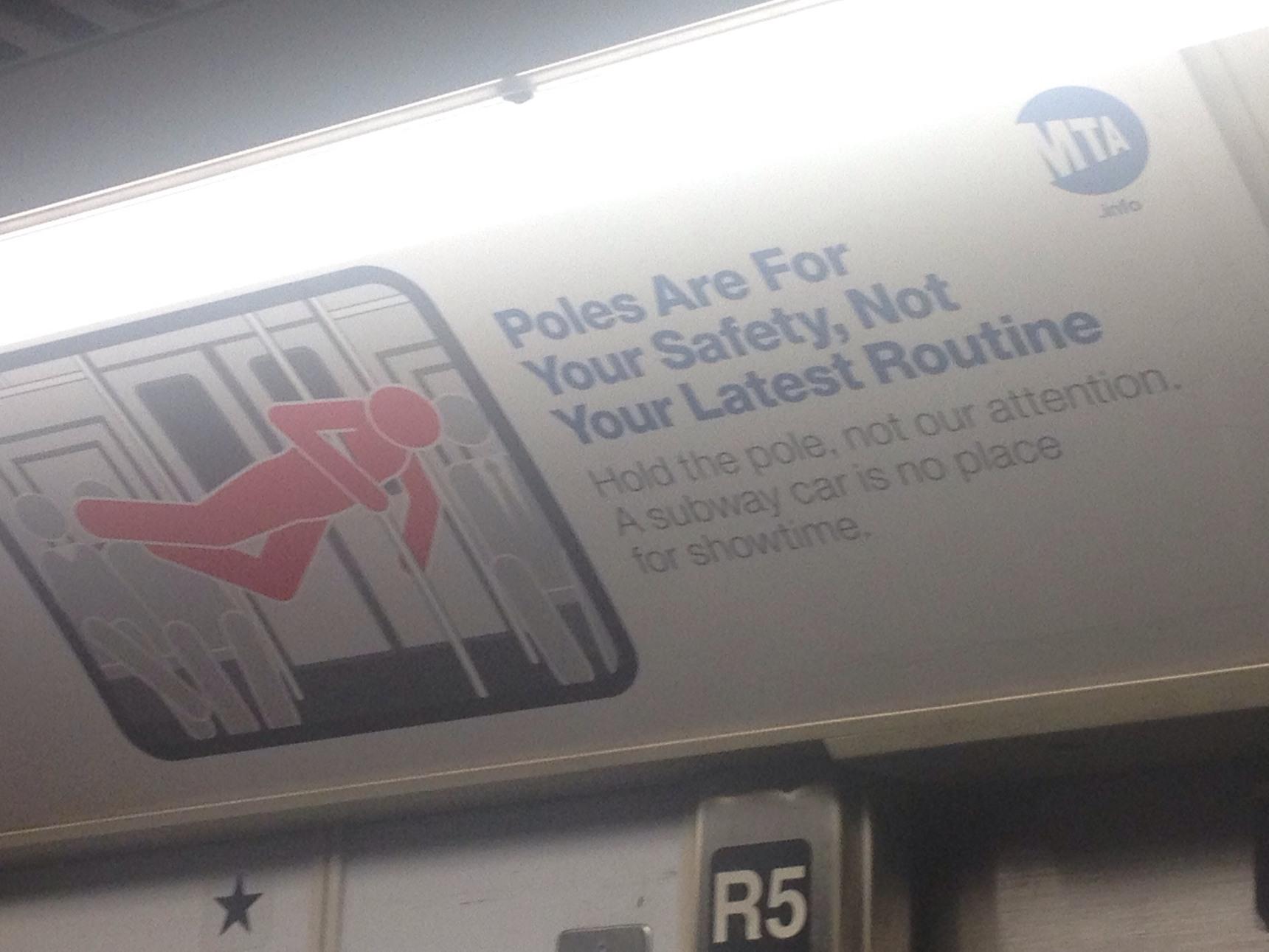 Damn MTA, no chill - meme