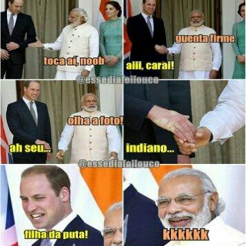 Indianos - meme