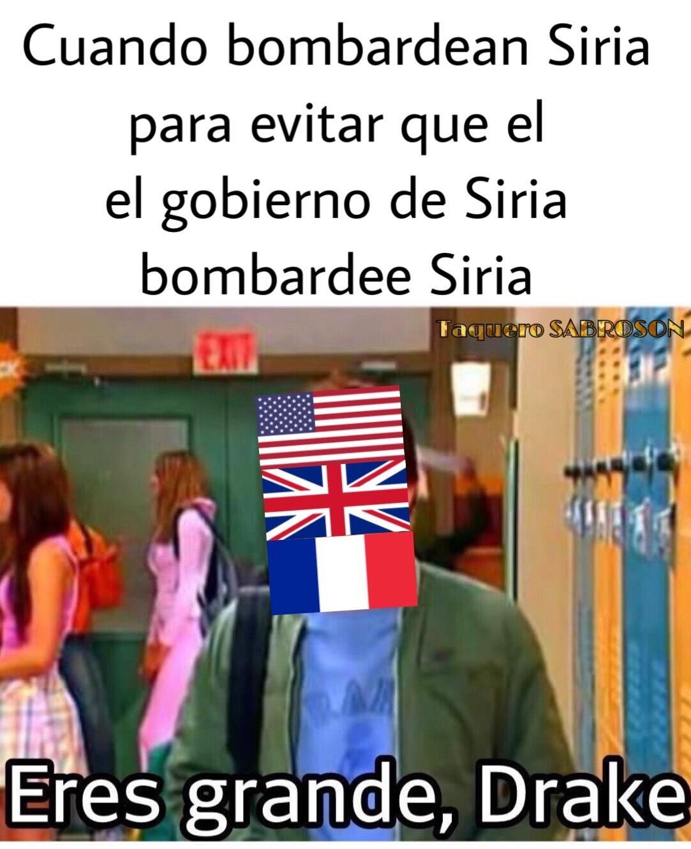 Somos grandes USA :D - meme