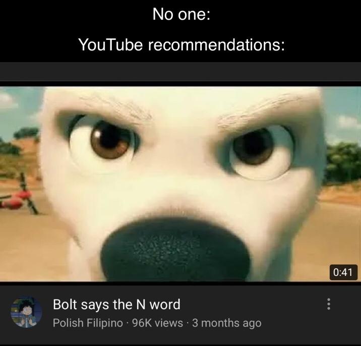 YouTube be like - meme