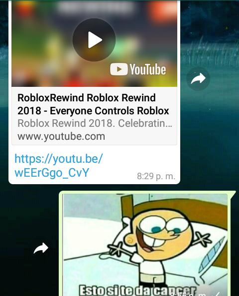 Es el youtube rewind pero con imagenes de robloz - meme