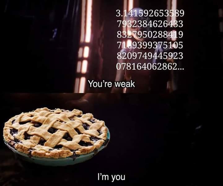 Mister pie - meme