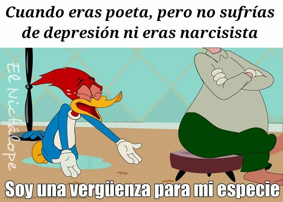 Poetas - meme