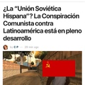 Unión Soviética Latinoaméricana
