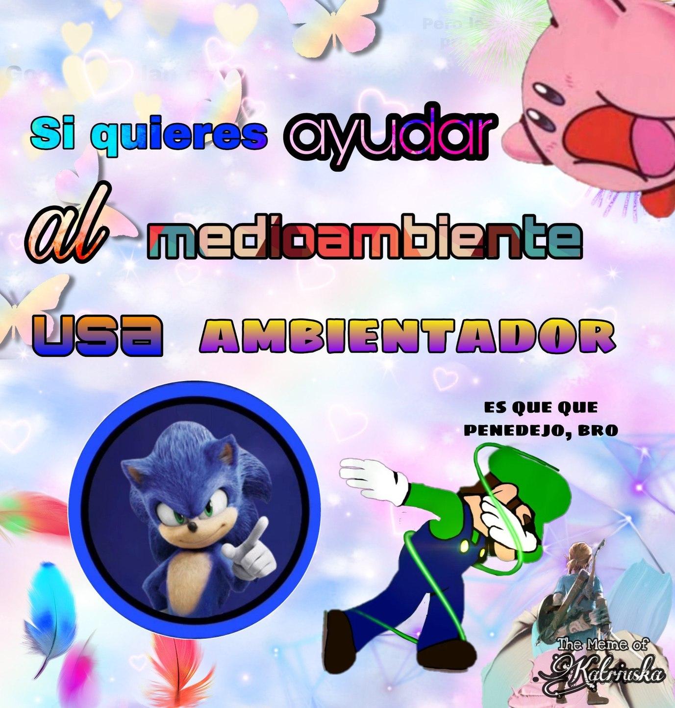 ES QUE DE VERDAD - meme