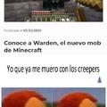 Me va a matar el warden ) :