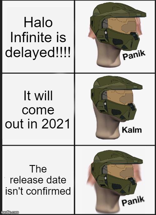 Halo infinite - meme