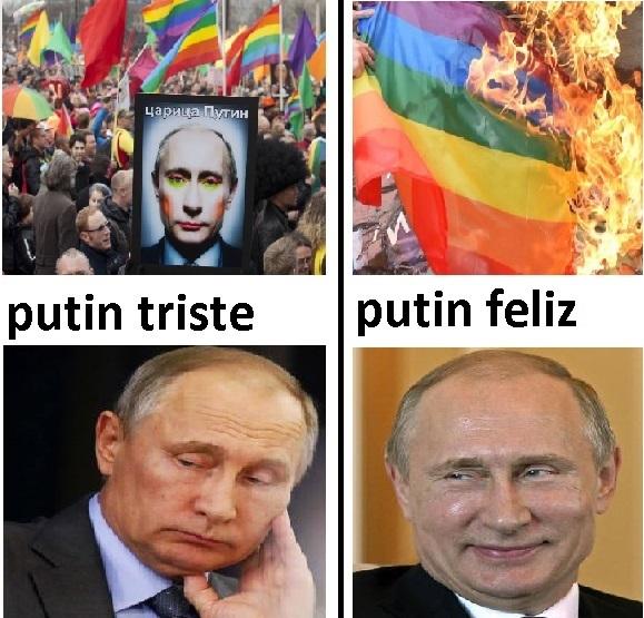 viva Vladimir Putin - meme