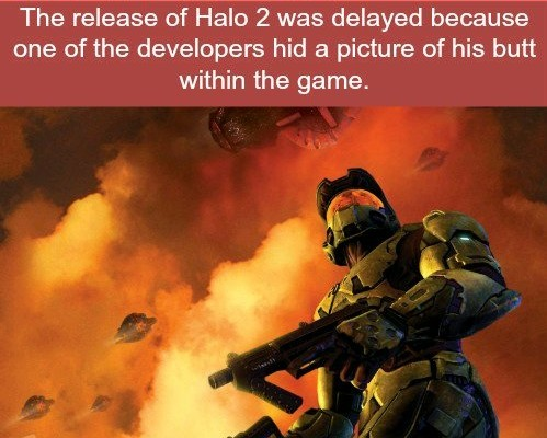 Halo was great. - meme