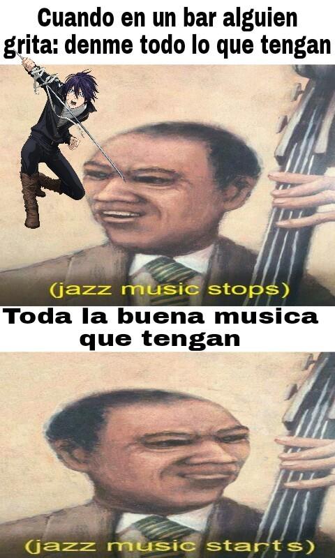 Jazz music ;) - Meme by Bian12 :) Memedroid