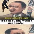 Jazz music ;)