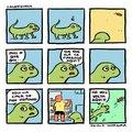 Diga não aos mals tratos as lagartixas