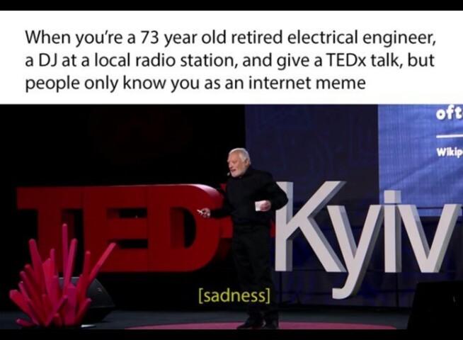 Harold! - meme