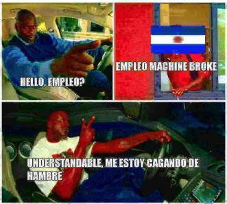 Saquenme de México - meme