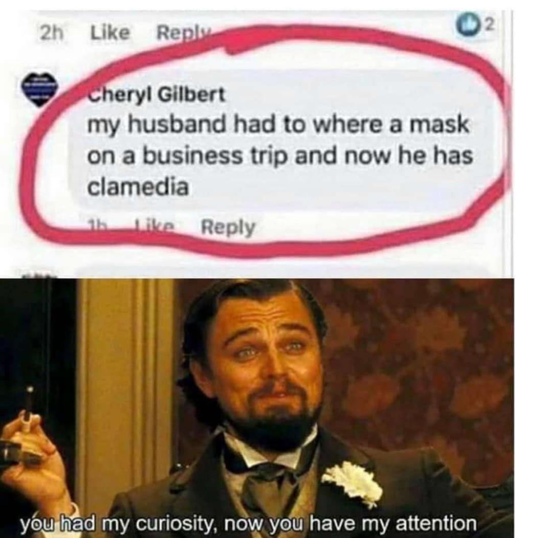 Who's gonna tell Cheryl? - meme