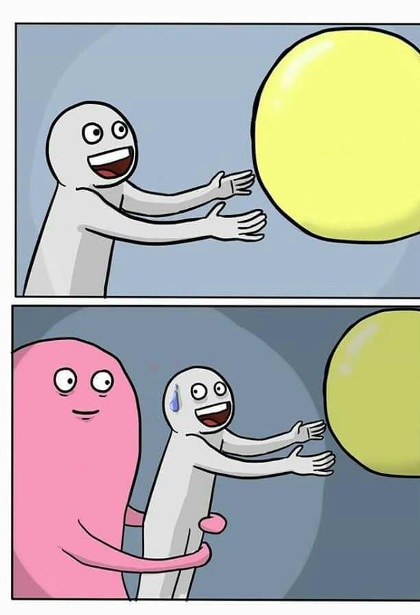 Tomen y usenla ¡sean felices! - meme