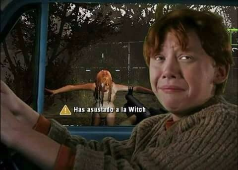 Witch! - meme