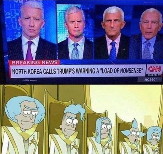 North Korea is Best Korea - meme