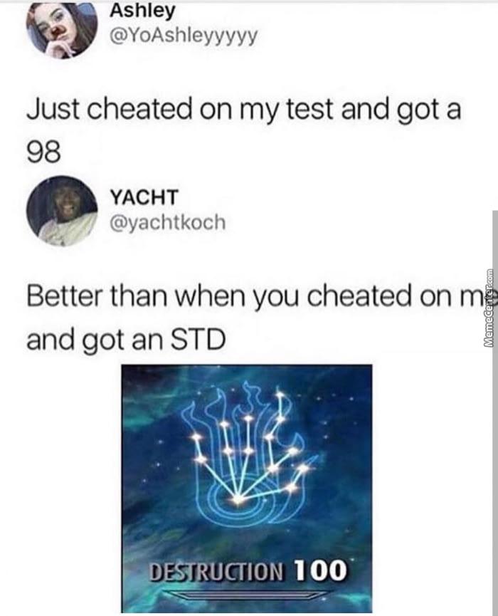 STD - meme
