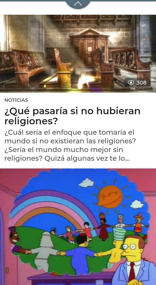 Religiones - meme
