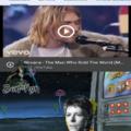 Antes de que me lleguen a decir algo, se que en el vídeo, Kurt dice que la canción original es de David Bowie