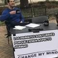 ¿Ustedes que creen?
