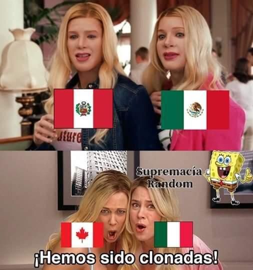 Omaiga chicos - meme