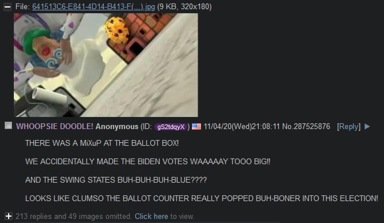dongs in a clown - meme