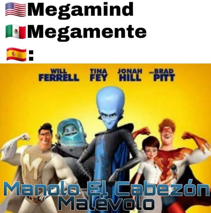 España tio - meme