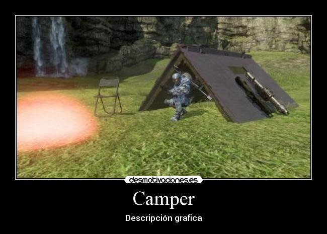 CAMPER - meme