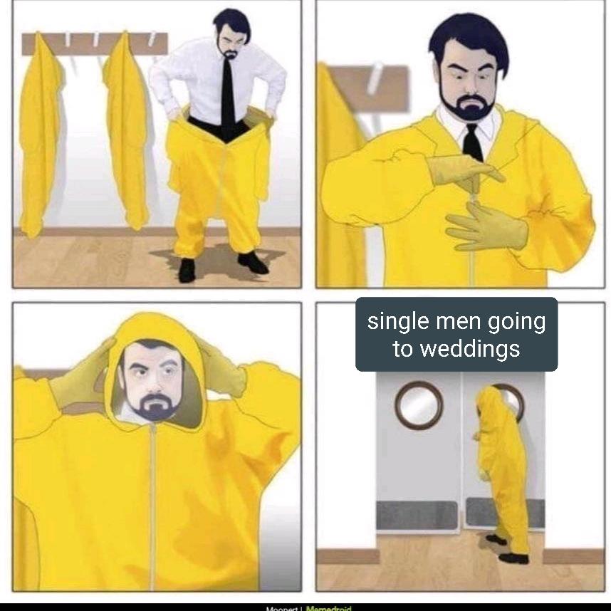 It's infectious - meme