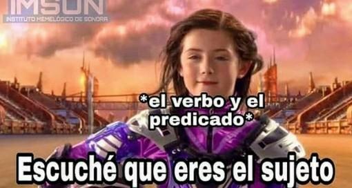 Español - meme
