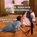 Jesús troll