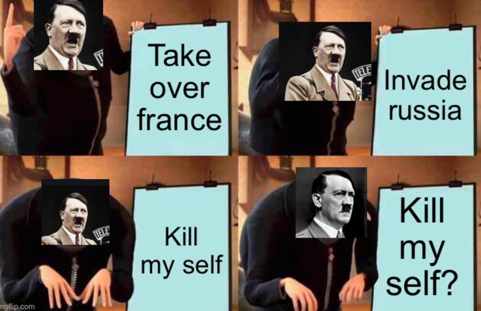 How to take over europe - meme