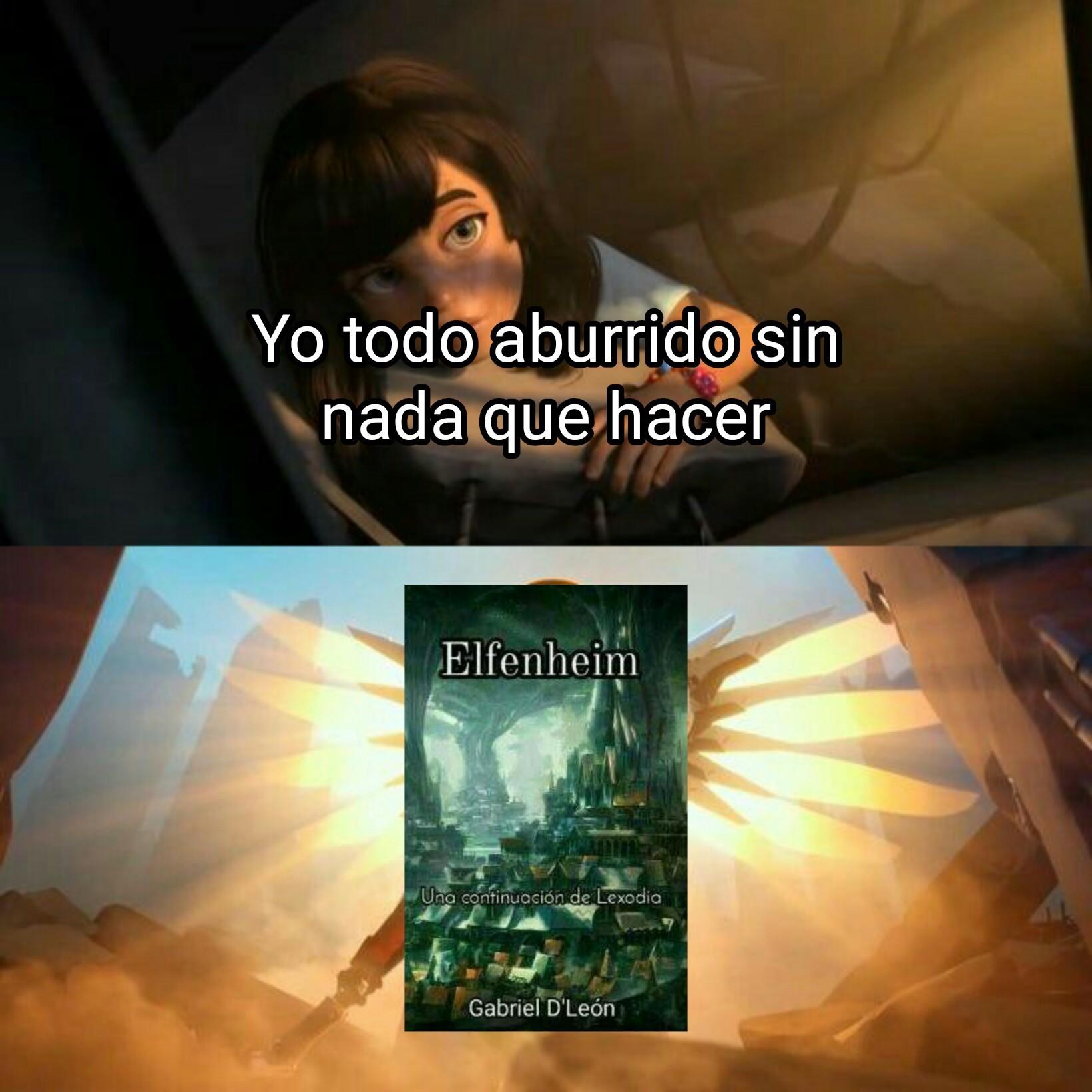 Al fin, Lexodia 2 - meme
