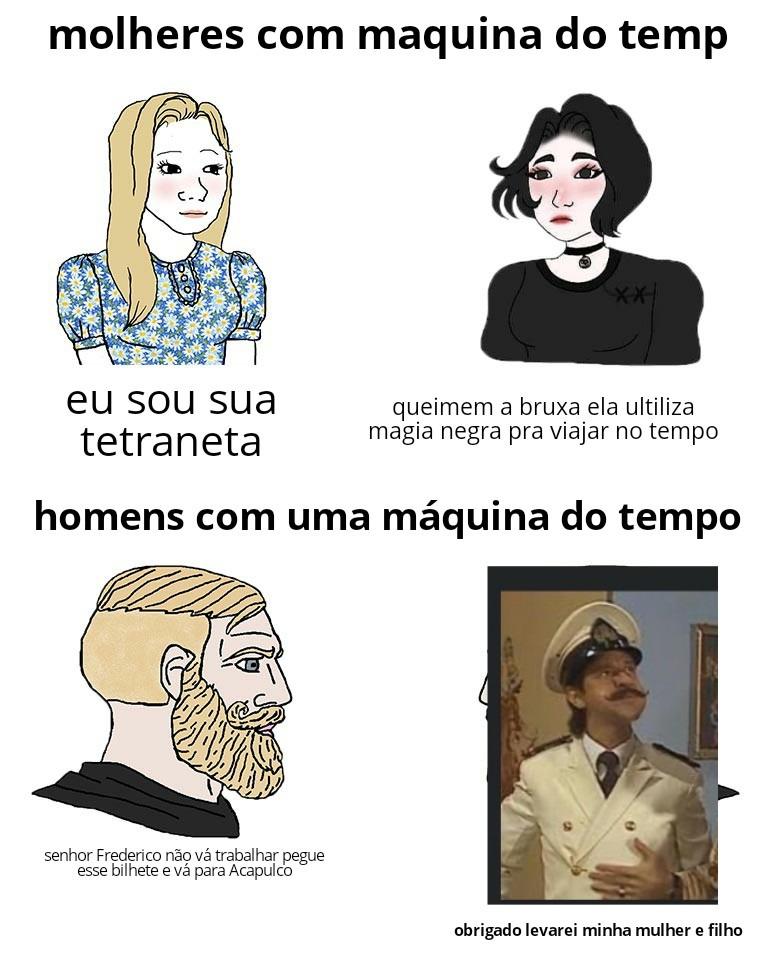 Pau do quico - meme