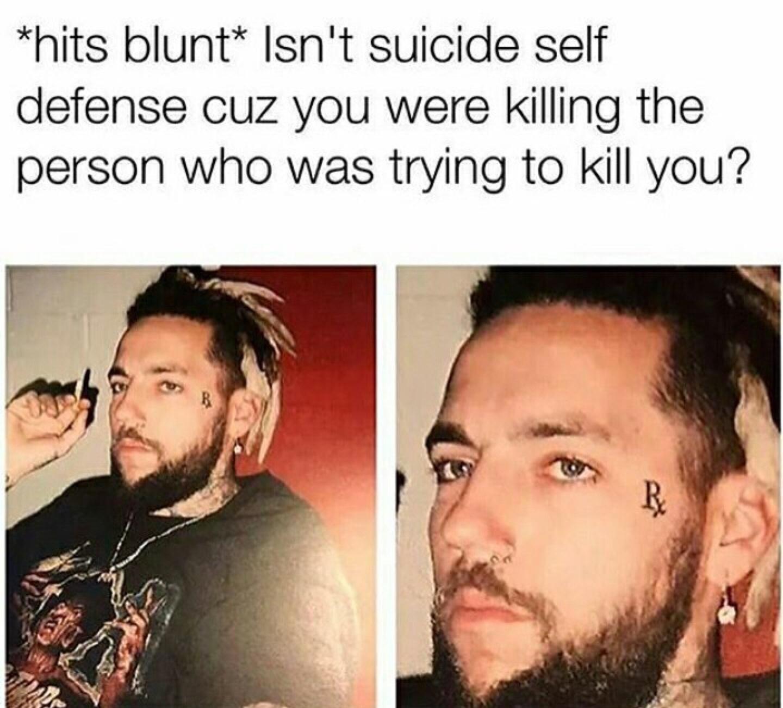 he's not wrong - meme