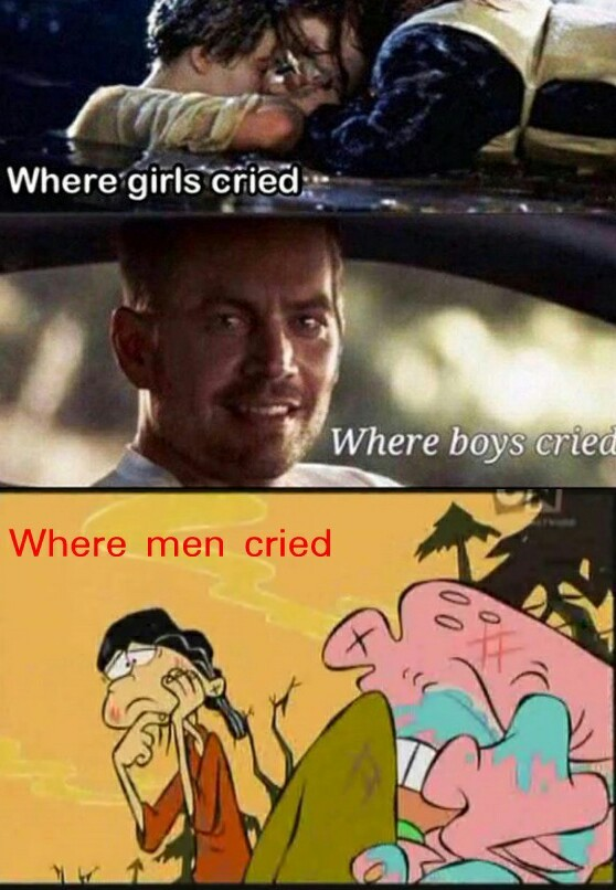 End reposts - meme