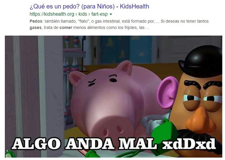 El cerdo Ham sabe xD - meme
