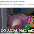 El cerdo Ham sabe xD