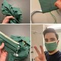 Shitty mask