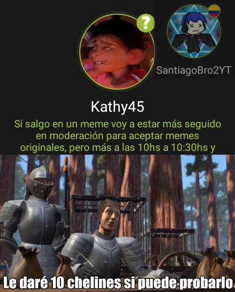 el titulo fue a hacer memes en picsart (saludos a Kathy45)
