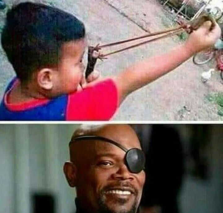 Traumas da infância - meme
