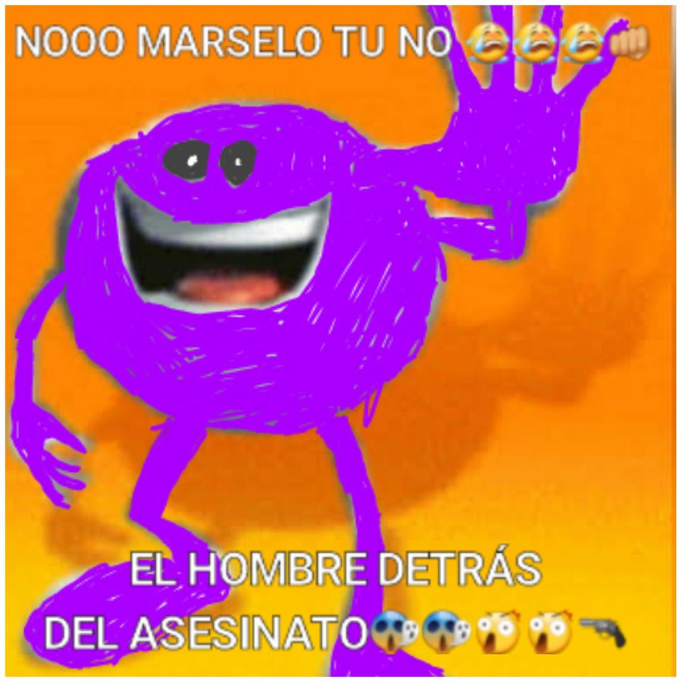 Nooo marselo - meme
